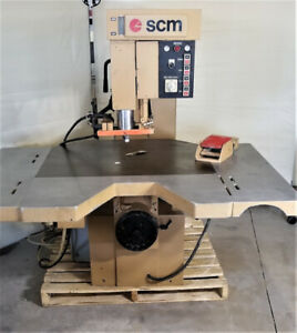 Used Overhead Pin Router - SCM R9N - REF# 1912BM