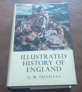 Illustrated History of England, G.M. Trevelyan, 1956 Kitchener / Waterloo Kitchener Area image 1
