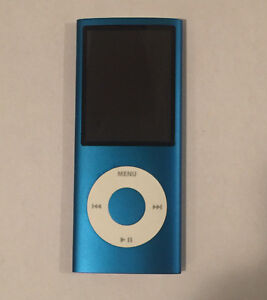 iPod nano 4th GENERATION
