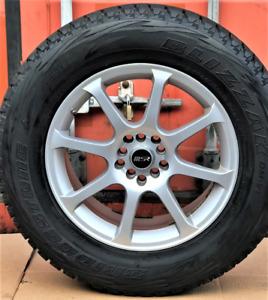 Winter MSR 17' Wheel Pkg. For MDX, QX, Edge, Explorer, RX350