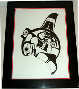 Killer Whale by Ben Houstie Campbell River Comox Valley Area image 1