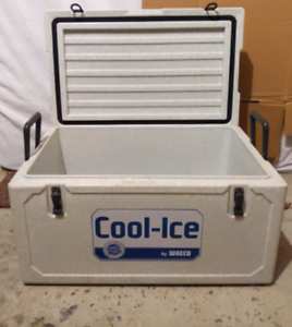 Waeco Cool-Ice 41 L icebox thermal box, thermometer, 10 ice packs