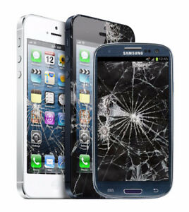 Wanted:  broken or cracked cell phones