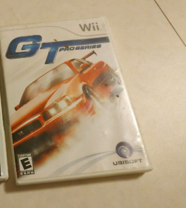 GT racer for the Wii