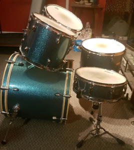 Beautiful Tribal 5 Piece Drums for $250