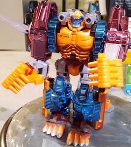 Transformers Beast War Optimal Optimus Prime Gorilla