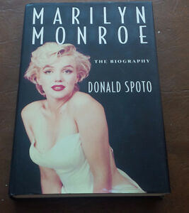 Book: Marily Monroe, The Biography, Donald Spoto, 1993 Kitchener / Waterloo Kitchener Area image 1