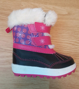 WINTER TODDLER BOOTS
