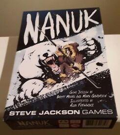 Nanuk card game