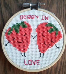 Valentine's Day Embroidery (10) $10-$25 each