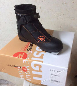 Rossignol X5 FW nordic ski boots or BEST OFFER