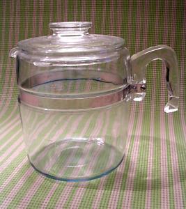 Pyrex 6-9 cup pot
