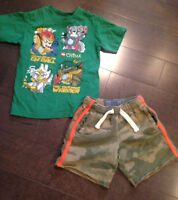 * ~ name brand boys 5-7 years clothing lot + more all for $20 ~*