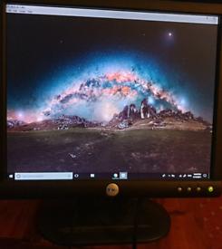 """Dell E173FP LCD monitor 17"""""""