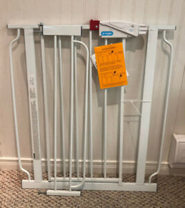 New Safety Gate