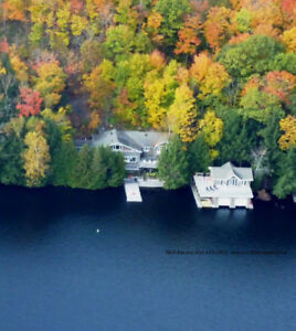 Luxury Lake Joseph Muskoka Cottage for Rent (rates per night)