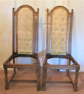 Vintage Regal Chairs For Up-cycling Project - $40 For Both