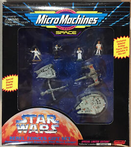 Star War Micro Machines Rebel Forces Gift Set