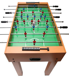 Looking for a solid fooseball table