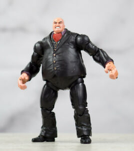 Marvel Legends Face Off Series 1 Kingpin Black Suit Variant