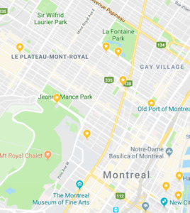 NEEDED Summer Sublet in Le Plateau area! Up to $850 per month