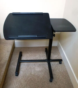 Portable Table for TV Dinners, Reading or Projects