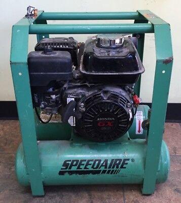 Speedaire 5 Gal. 4.0 Hp Carry Portable Gas Air Compressor - 4gb42 Spg026982