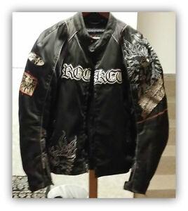 Men's L Joe Rocket Motorcycle Jacket