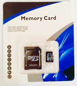 32 GB micro sd memory card for cell phone digital camera Belleville Belleville Area image 1