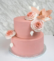 Beautiful Custom Cakes & Cupcakes
