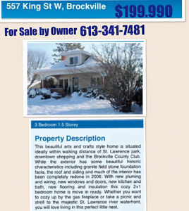 House for sale with the option to rent to own