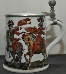 Beautiful Authentic German Stein