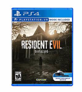 BNIB Resident Evil 7 Biohazard (PS4)
