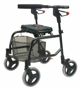 NEW & Used Rollator Walker with seat **EXCELLENT CONDITION**