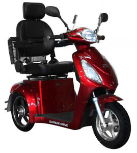 Rickshaw Mobility Fully loaded with Heated grips! Great Design!