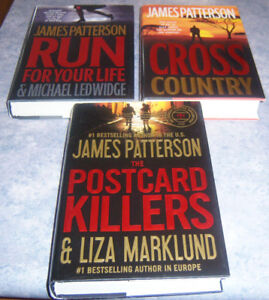 HARD OR SOFT COVER JAMES PATTERSON