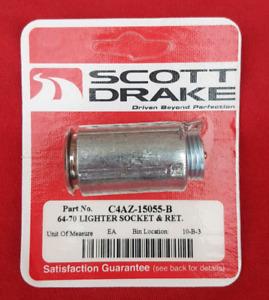 1964-1970 1977 FORD MUSTANG TORINO BRONCO Lighter Socket NEW
