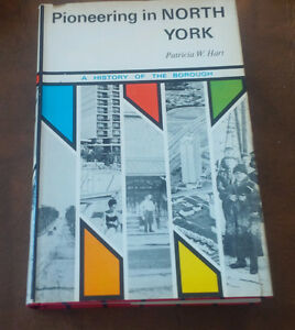 Book: Pioneering in North York, History of the Borough, 1968