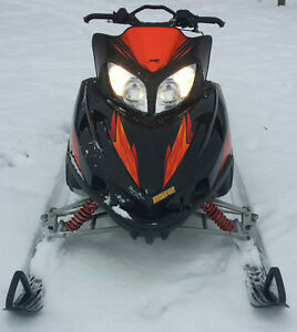 2007 Arctic cat crossfire 1000 *mint only 1550km*