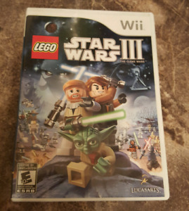 Star wars game for the wii