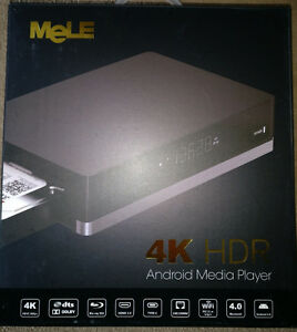 Best Android TV, MeLE V9, 4K HDR, w/Kodi custom Build