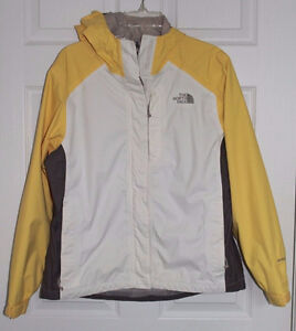 The North Face Abuk women's hooded rain jacket ~ blemish Cornwall Ontario image 1