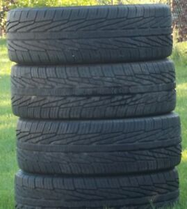 GOOD YEAR WINTER TIRES 195/60R15