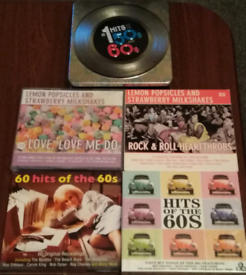 1950s and 60s Pop boxsets 15 cds