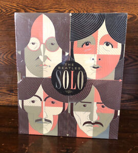 The Beatles Solo - book set by Mat Snow
