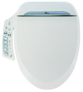 New in Box Bio Bidet BB-600 Bidet Toilet Seat (Retail $600)