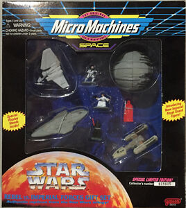 Star War Micro Machines Rebels Vs Imperials Gift Set