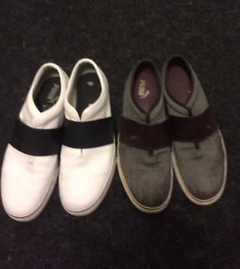 Two pairs of mens Puma Shoes Size 11.5