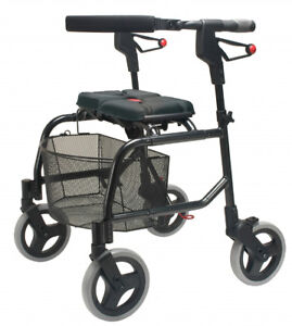 Used Rollator Walker With Seat **EXCELLENT CONDITION**