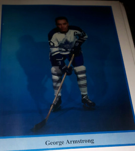 Toronto Maple Leafs George Armstrong